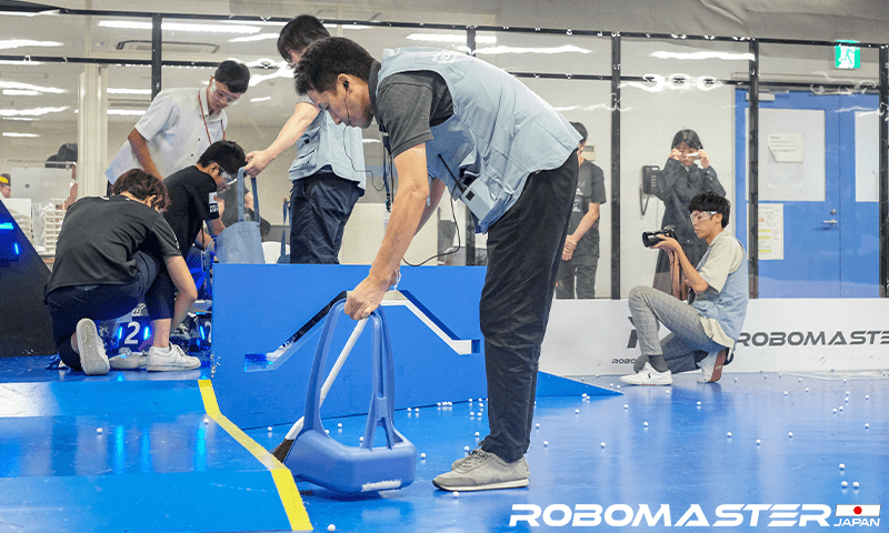 RoboMaster 2019 Japan Winter Camp